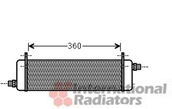Radiateur d'huile - VWA - 88VWA43003464