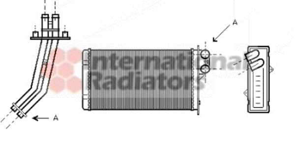 Système de chauffage - VWA - 88VWA43006170