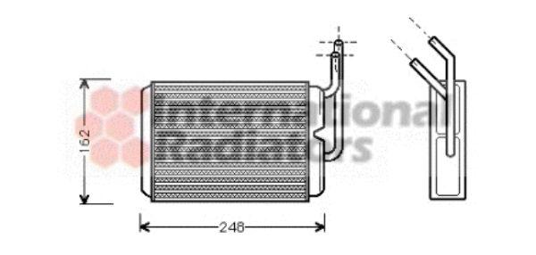 Système de chauffage - VAN WEZEL - 43006220