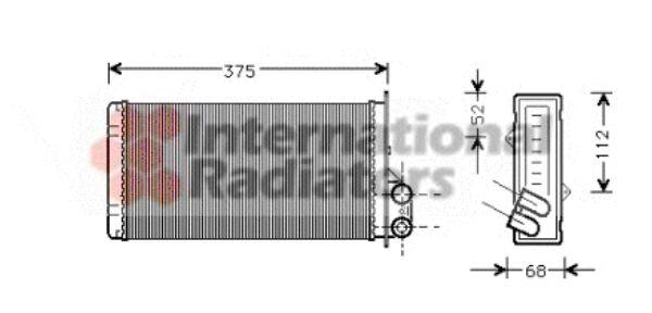 Système de chauffage - VAN WEZEL - 43006226
