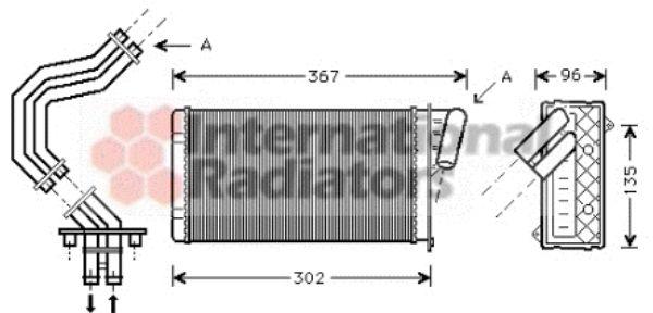 Système de chauffage - VAN WEZEL - 43006229