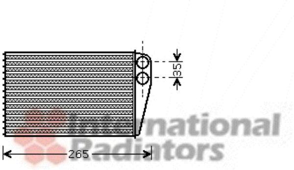 Système de chauffage - VAN WEZEL - 43006354
