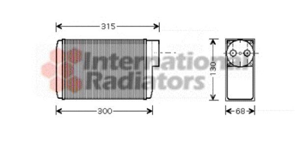 Système de chauffage - VAN WEZEL - 76006017