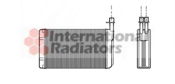 Système de chauffage - VAN WEZEL - 47006021