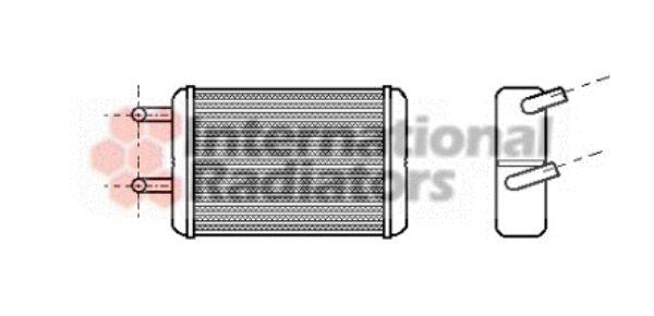 Système de chauffage - VAN WEZEL - 53006133