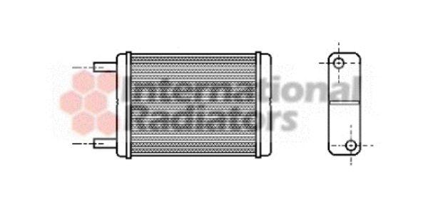 Système de chauffage - VAN WEZEL - 53006182
