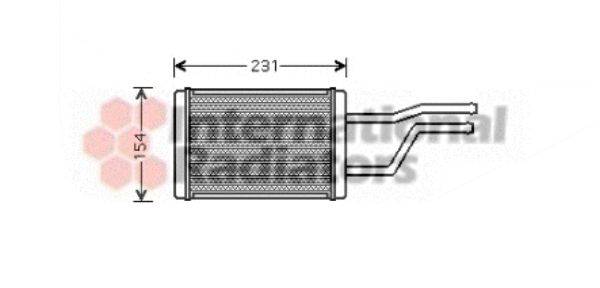 Système de chauffage - VWA - 88VWA53006326