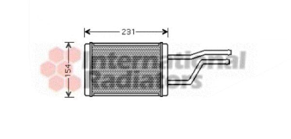 Système de chauffage - VAN WEZEL - 53006326