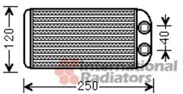 Système de chauffage - VAN WEZEL - 53006557
