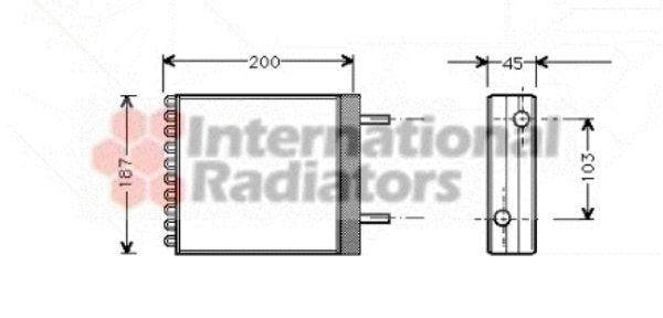 Système de chauffage - VAN WEZEL - 59006066