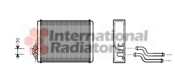 Système de chauffage - VAN WEZEL - 59006084
