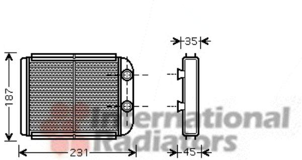 Système de chauffage - VAN WEZEL - 59006132