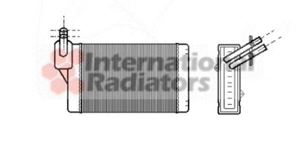 Système de chauffage - VAN WEZEL - 58006060
