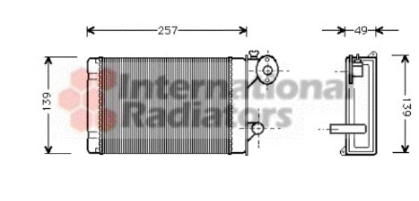 Système de chauffage - VAN WEZEL - 58006062
