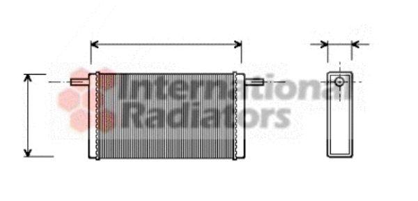Système de chauffage - VAN WEZEL - 58006068