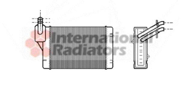 Système de chauffage - VAN WEZEL - 58006069