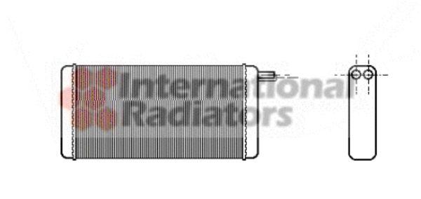 Système de chauffage - VAN WEZEL - 58006128
