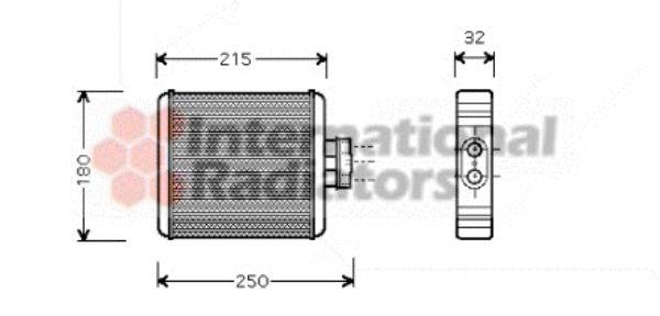 Système de chauffage - VAN WEZEL - 58006196