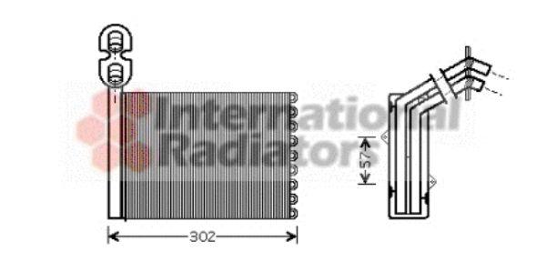 Système de chauffage - VAN WEZEL - 58006201