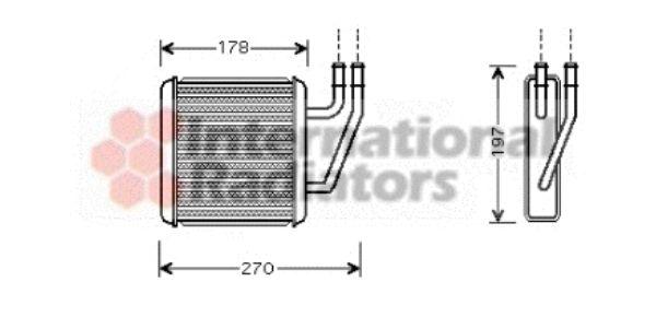 Système de chauffage - VAN WEZEL - 58006203