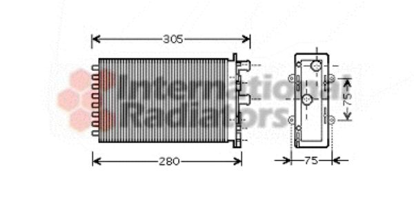 Système de chauffage - VAN WEZEL - 58006239