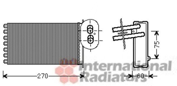 Système de chauffage - VAN WEZEL - 58006296