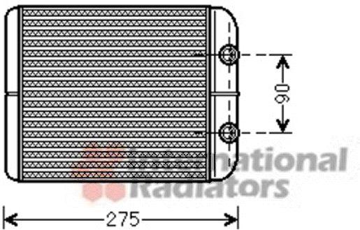 Système de chauffage - VAN WEZEL - 58006301