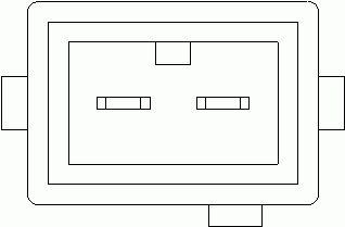 Sonde de température, liquide de refroidissement - QUINTON HAZELL - XEMS96
