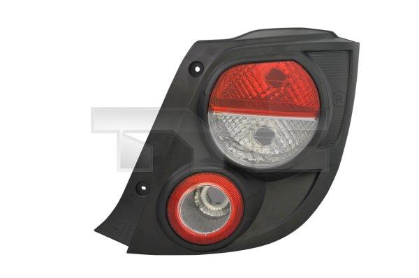 Feu arrière - TCE - 99-11-12007-01-2