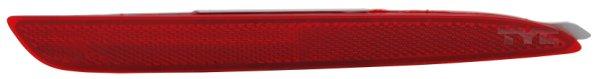 Réflecteur arrière - TYC - 17-0272-00-9