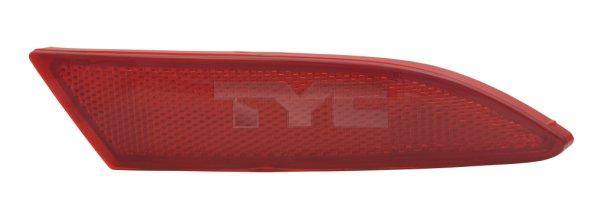 Réflecteur arrière - TYC - 17-0420-00-9