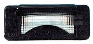 Feu éclaireur de plaque - TYC - 17-5017-01-2
