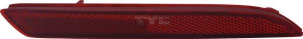 Réflecteur arrière - TYC - 17-5320-00-9