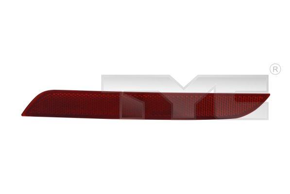 Réflecteur arrière - TYC - 17-5341-00-9