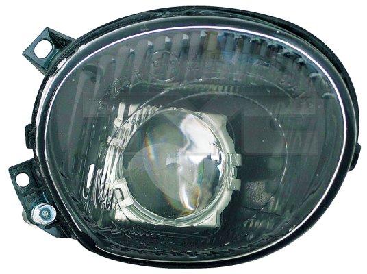 Projecteur antibrouillard - TYC - 19-0142-05-2