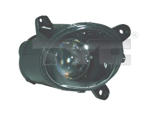 Projecteur antibrouillard - TYC - 19-0212001