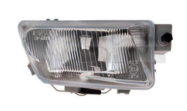 Projecteur antibrouillard - TYC - 19-0229-05-2