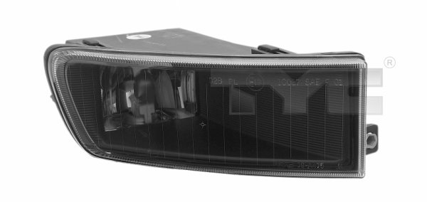 Projecteur antibrouillard - TYC - 19-0476-05-9