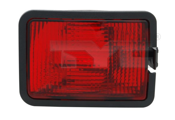 Feu antibrouillard arrière - TYC - 19-0519-10-2