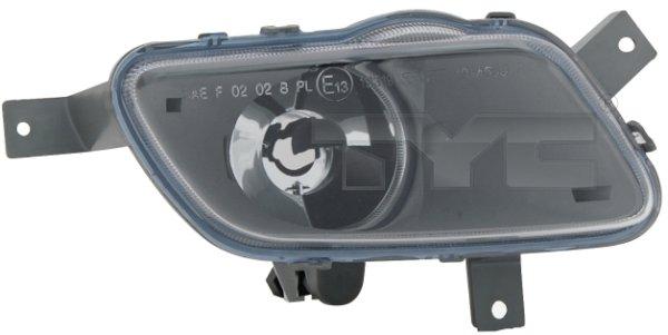 Projecteur antibrouillard - TYC - 19-0589-01-9
