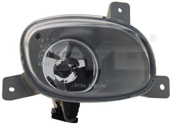 Projecteur antibrouillard - TCE - 99-19-0607-05-9