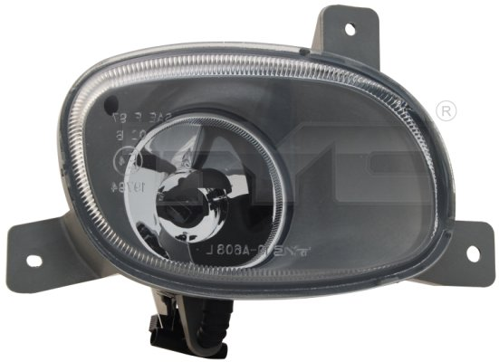 Projecteur antibrouillard - TYC - 19-0608-05-9