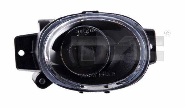 Projecteur antibrouillard - TYC - 19-0644-05-2
