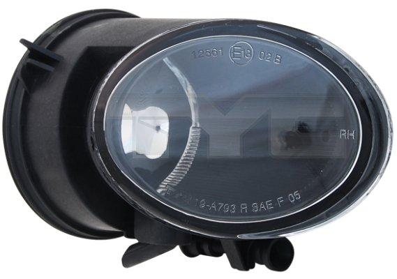 Projecteur antibrouillard - TYC - 19-0793-01-9