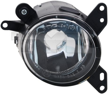 Projecteur antibrouillard - TYC - 19-0807-01-9