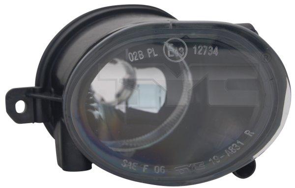 Projecteur antibrouillard - TYC - 19-0831-01-9