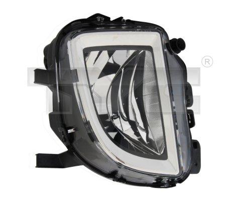 Projecteur antibrouillard - TYC - 19-0907-01-9