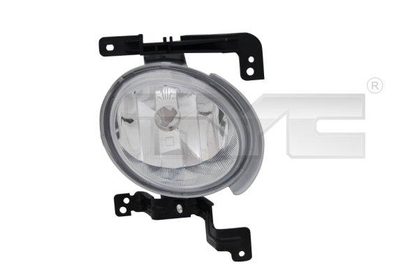 Projecteur antibrouillard - TCE - 99-19-0919-01-2