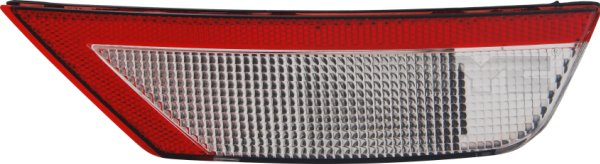 Feu antibrouillard arrière - TYC - 19-0951-01-2