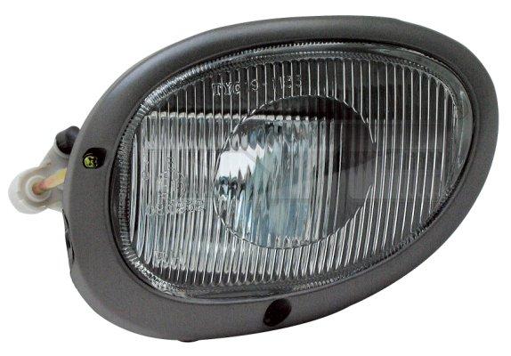 Projecteur antibrouillard - TCE - 99-19-1133-05-2
